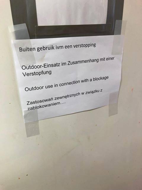 Buiten gebruik - Interlex translations