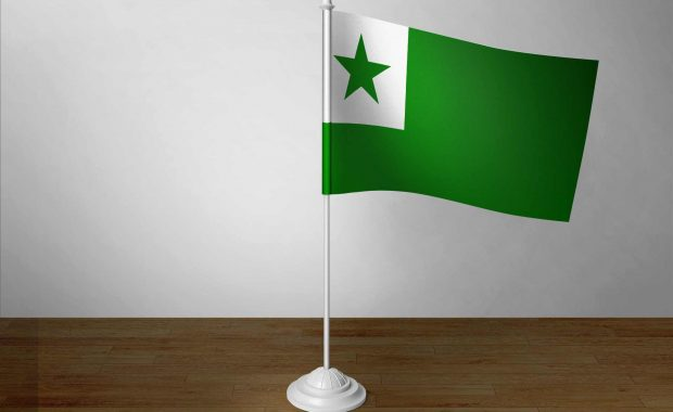 Esperanto flag - interlex translations